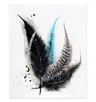 Feathers quatro