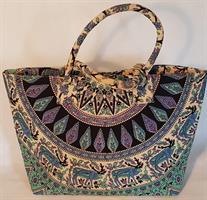 Väska Hjort turkos
