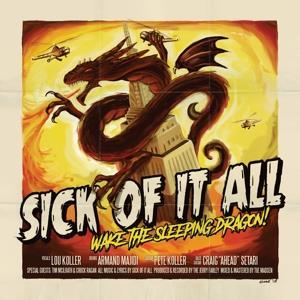 SICK OF IT ALL-WAKE THE SLEEPING DRAGON!
