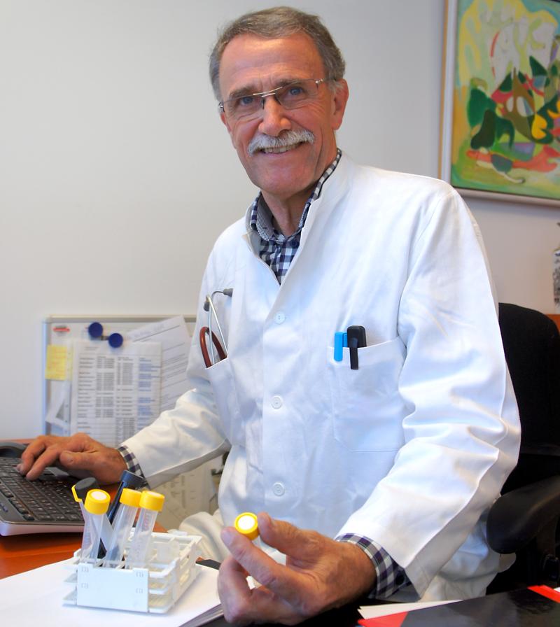Professor Kaj Winther