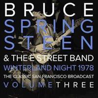 Bruce Springsteen – Winterland Night 1978 The Cla