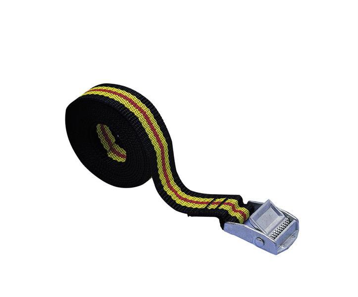 Spennband 100 cm m strammer. 25 mm bredt
