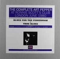 ART PEPPER-Complete Art Pepper At Ronnie Scott's J