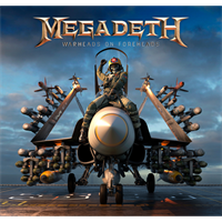 Megadeth-Warheads On Foreheads