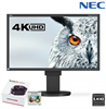NEC EA244UHD-SpectraViewII-Spyder 5 Express