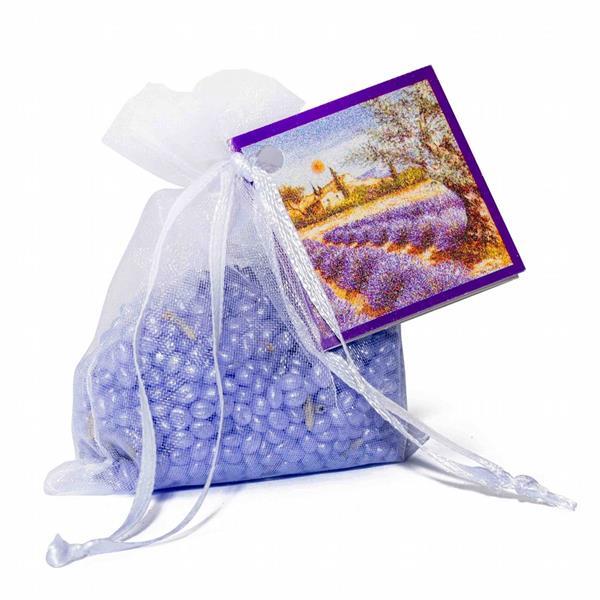 Lavendel vokskuler