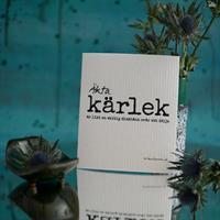 Design disktrasa från Erika Tubbin Äkta kärlek