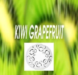 Fan-Y refill Kiwi Grapefruit
