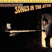 Billy Joel– Songs In The Attic(Mofi)