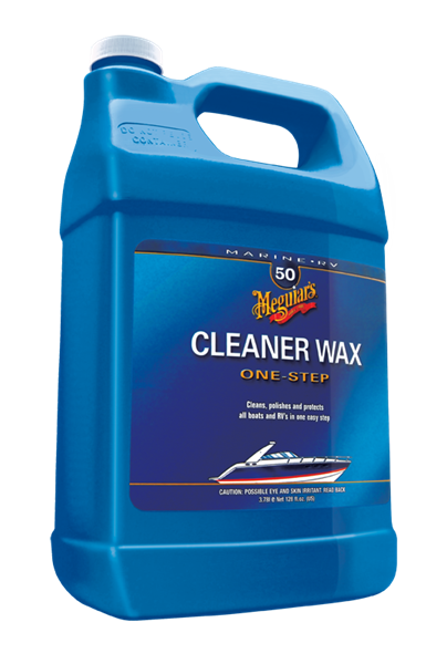 Marine Cleaner Wax 3,8 L