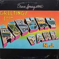 Bruce Springsteen-Greetings from Asbury Park,N.J.