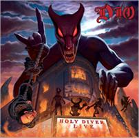 DIO-Holy Diver- Live(LTD)