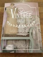 Vintage paint färgrika förvandlingar från Jeanne d