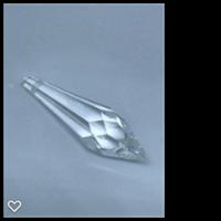 Pigg av Swarovskikristall 40 mm