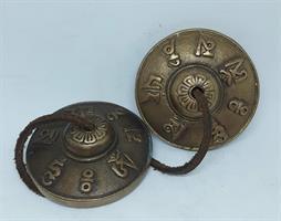 Tingsha klockor 6,5 cm