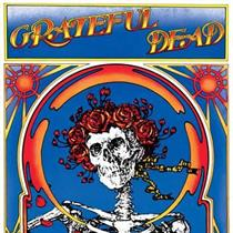 Grateful Dead-Skull and Roses (50th Ann.)