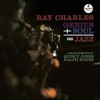 Ray Charles-Genius + Soul = Jazz(LTD)