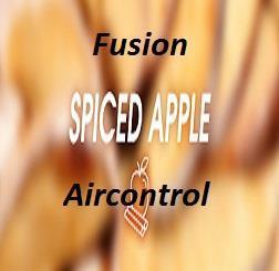 FUSION aerosol refill, Äpple
