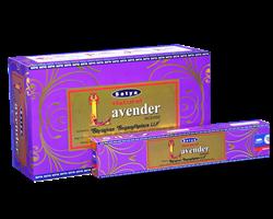 Natural Lavender  Satya rökelse