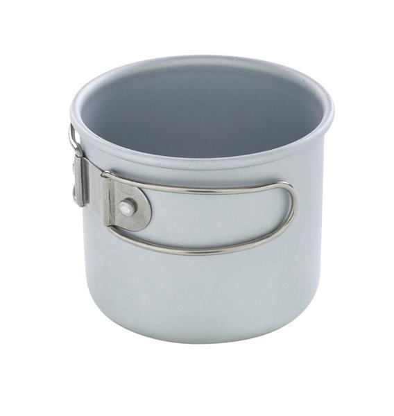 Kopp i aluminium 160 ml