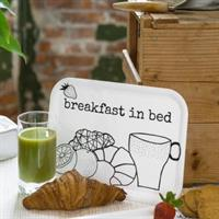 Bricka från Erika Tubbin Breakfast in bed