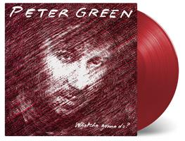 PETER GREEN-Whatcha Gonna Do? (LTD)