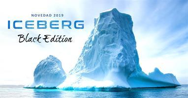 Iceberg refill Black edition 200 ml
