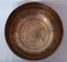 Klangskål Gravyr 23 cm