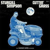 STURGILL SIMPSON-Cuttin' Grass – Vol.2(LTD)