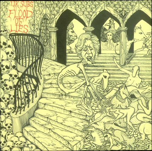 Uk Subs-Flood of Lies