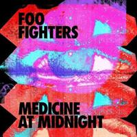 FOO FIGHTERS-Medicine At Midnight(LTD Orange)