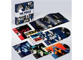 POLICE,The-EVERY MOVE YOU MAKE: THE STUDIO RECORDI
