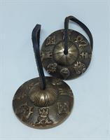 Tingsha klockor 7,5 cm