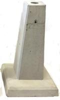 Byggplint Stabil 105x60x60cm