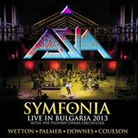 Asia-With The Plovdiv Opera Orchestra –Symfonia