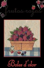 Fruto rojos roll-on 5ml tester