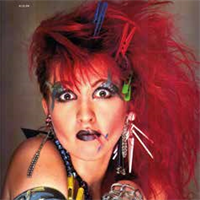 Cyndi Lauper-Live at the Summit,houston 1984