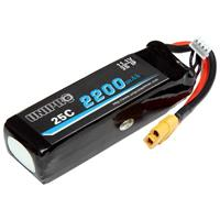 Unigo Lipo Batteri 11,1V 2200mAh