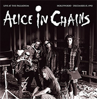 Alice In Chains-Live At The Palladium, Hollywood,
