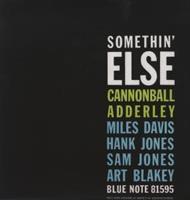 Cannonball Adderley -Somethin' Else