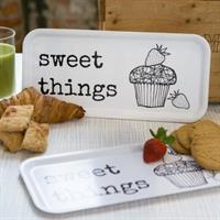 Bricka från Erika Tubbin Sweet things