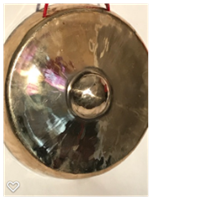 Handgong Bowl blank 13´