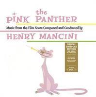 HENRY MANCINI-Pink Panther-Filmmusikk