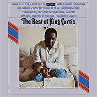 King Curtis ‎– The Best Of King Curtis