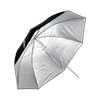 Umbrella Ultra Silver Ø 105 cm