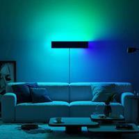 Moderne vegglys led RGB