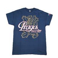 T-Skjorte Praga Blå