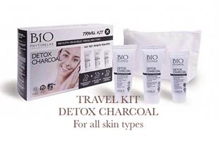 Travel Kit Detox Charcoal