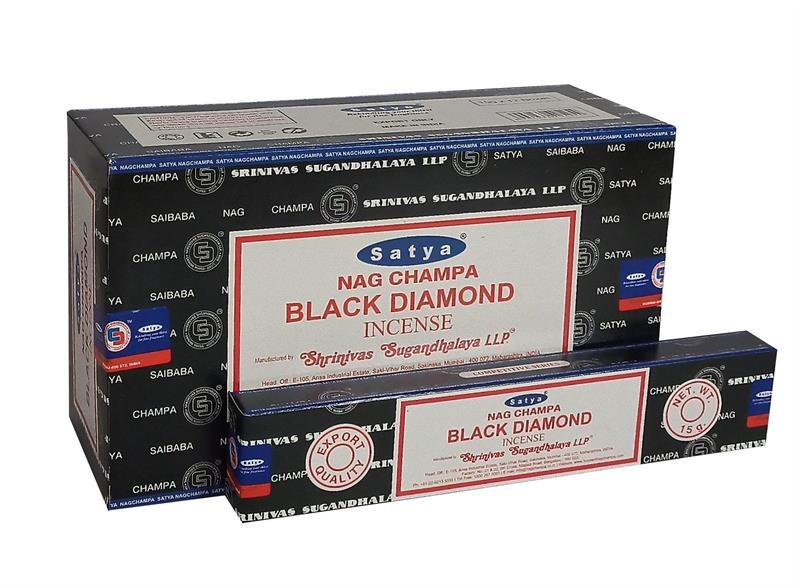 Black Diamond  Satya rökelse