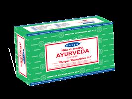 Ayurveda  Satya rökelse